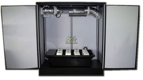 Cabinet Grow by Mini Stealth Grow Cabinet