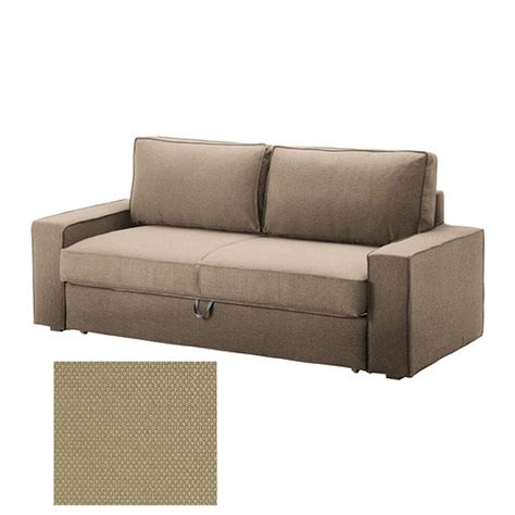Ikea Vilasund 3 Seat Sofa Bed Slipcover Sofabed Cover Ikea Sofa Bed Slipcover