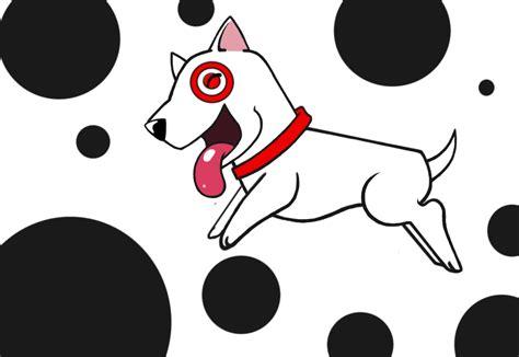 target dog coloring page target dog drawing