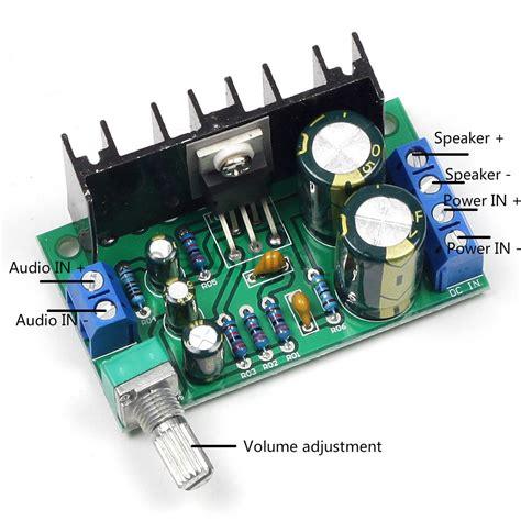 Penghapus Joyko Eb 30 Er 30w tda2050 30w mono verst 228 rker modul audio power lifier