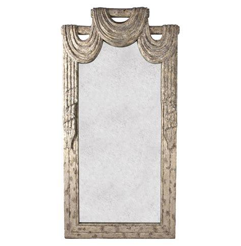 mirror curtain garnier french country draped curtain theatrical antique