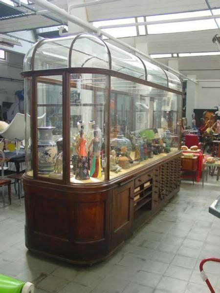 mobili per vetrine negozi grande espositore vetrina da museo inglese 800