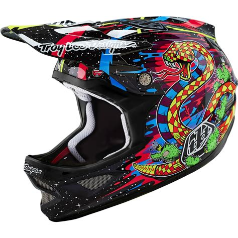 troy lee design helmet troy lee designs d3 carbon fiber helmet competitive cyclist