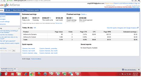 adsense earning earn driverlayer search engine