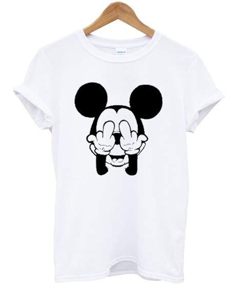 I Mickey Crop Rumbai Tshirt mickey mouse crop t shirt