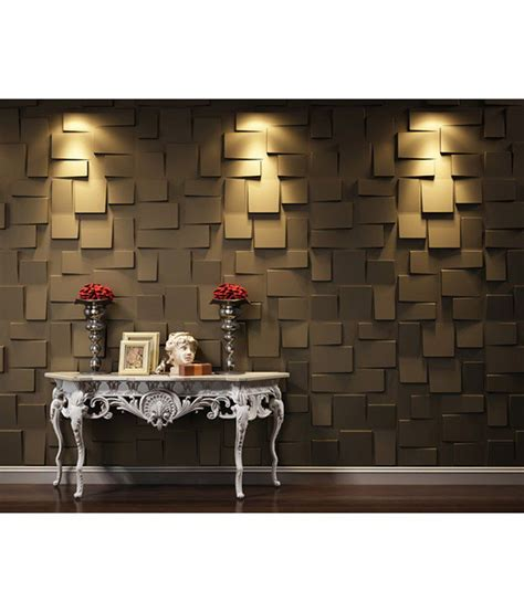 wallpaper for walls buy online india buy gloob multicolour 3d wallpaper online at low price in