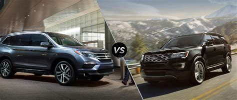 how much can a jeeppass tow 2016 honda pilot standard towing vs 2016 ford explorer