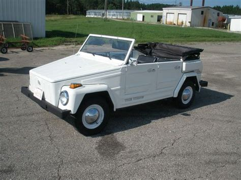 1974 volkswagen thing sell used 1974 volkswagen thing base 1 6l in quincy