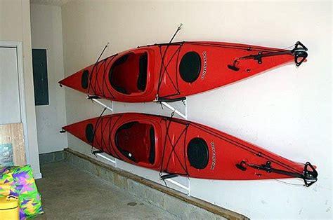 Garage Kayak Storage by Kayak Pulley System Tacoma World