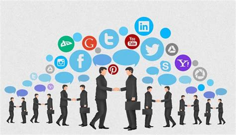 imagenes de impacto de redes sociales 9 beneficios de las redes sociales en los negocios