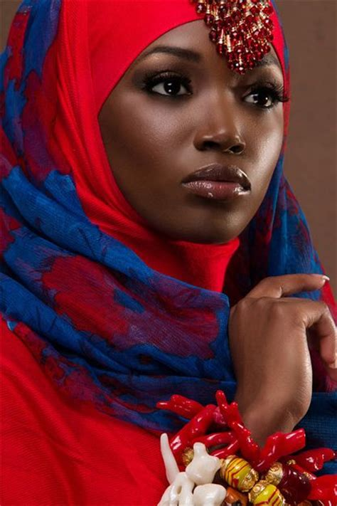 pinterest black woman with headscarf african women in hijab styles womenitems com
