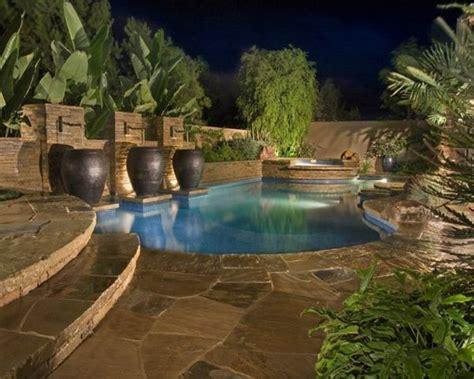 garten deko pool 101 bilder pool im garten ideen pflanzen bilder pool