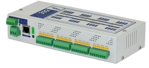 web io x 332 ethernet advanced i o controller with calender