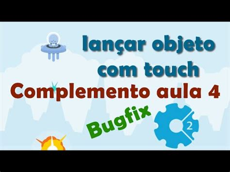 construct 2 touch tutorial tutorial lan 231 ar objeto com touch no construct 2 aula 4