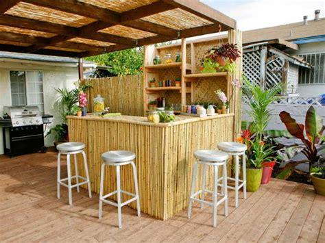 contoh desain dapur terbuka ruang belakang terbuka desain minimalis