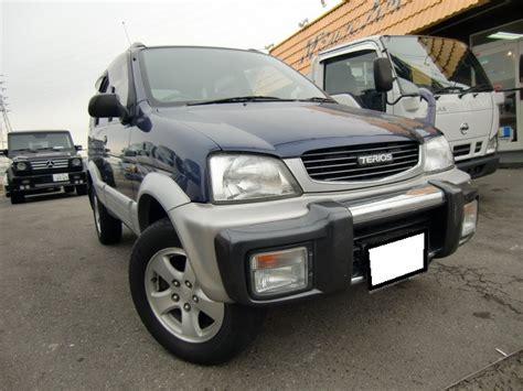 Lu Terios daihatsu japanese used cars lucus japan t limited