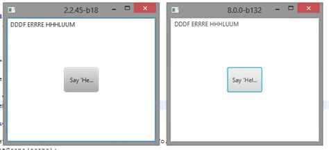 javafx fluid layout blurred text in javafx textarea