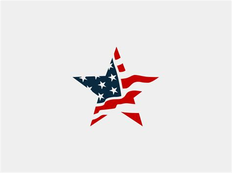 American Ster american by mersad comaga dribbble