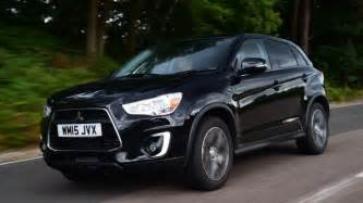 Suv Mitsubishi Asx Mitsubishi Asx Suv Mpg Co2 Insurance Groups Carbuyer