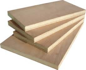 how thick are actual plywood panels