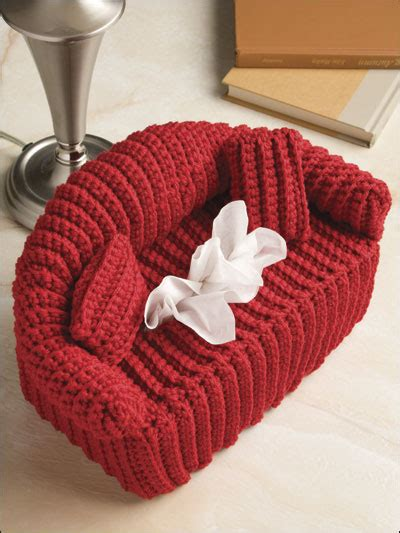 couch tissue box cover couch tissue box cover crochet tissue box cover ec00498