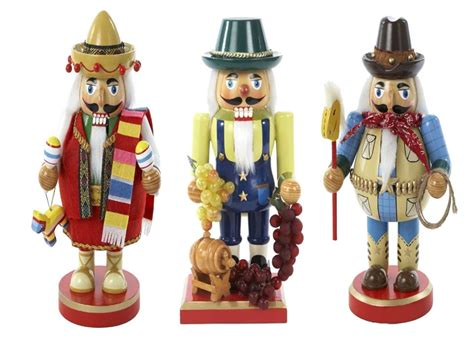 collectible home decor unique crafts wooden nutcrackers home decor gift