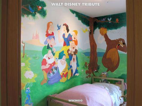 muri interni decorati camerette bambini decorazioni pareti idee per il design