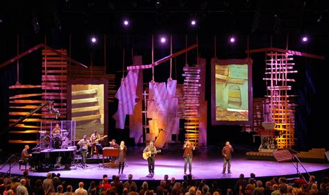 set design ideas scenic design