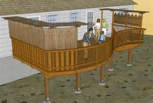 Curved Pergola Kits by Deck 3
