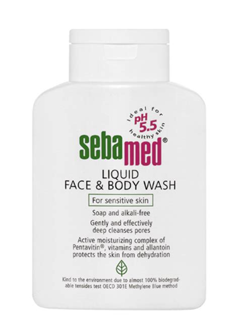 Sebamed Liquid Wash 1 sebamed liquid wash reviews productreview au