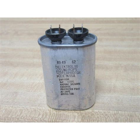is capacitor used in dc dielektrol 28f1950 capacitor 2uf 10 1200 dc used mara industrial