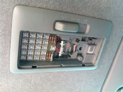 membuat lu led kabin mobil membuat lu led untuk kabin plafon mobil electronics
