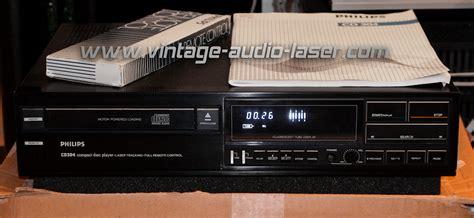 le philips mcintosh mcd7000 vintage audio laser