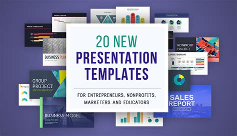 it presentation template gallery templates design ideas