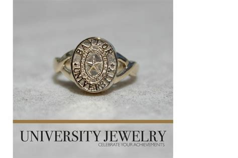 jewelry classes in san diego baylor class seal ring with the baylor alumni