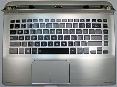toshiba satellite click  pro pw  laptop keyboard