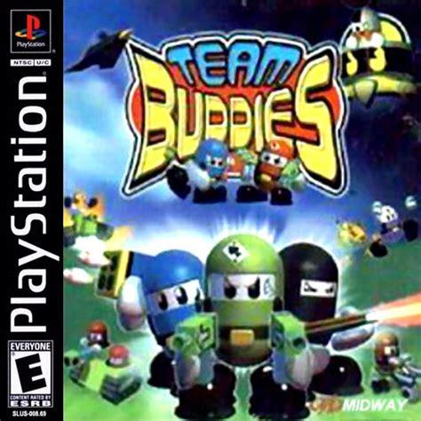 Emuparadise Team Buddies | team buddies u iso
