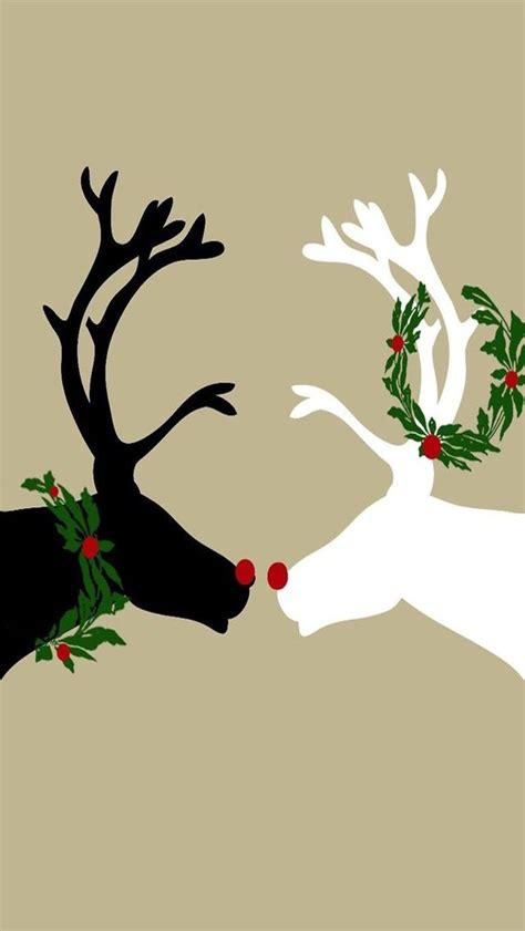 wallpaper christmas reindeer 17 best images about new year on pinterest christmas