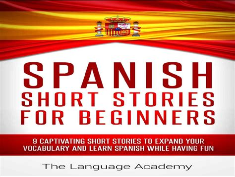 spanish short stories for دانلود کتاب spanish short stories for beginners