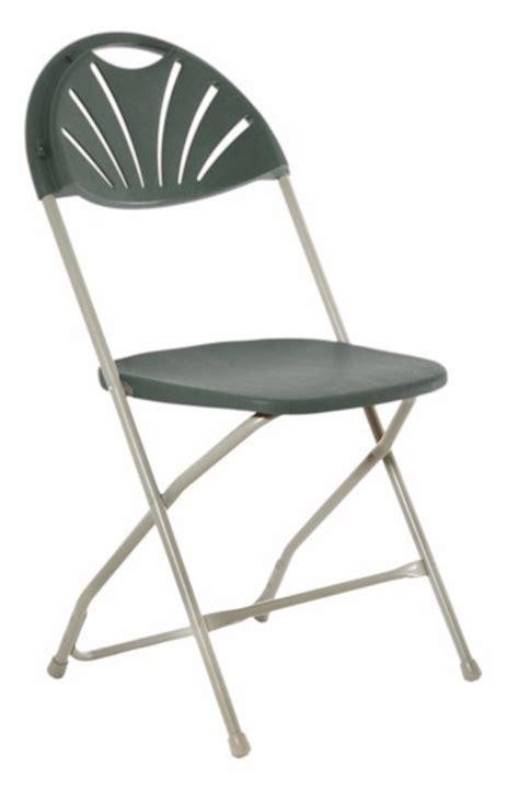 fan back chair fan back folding chair charcoal specialist furniture