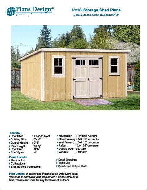 shed blueprints   shed material list httpwww