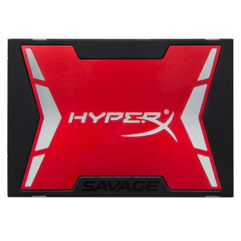 Ssd Kingston Hyper X Savage 960 Gb kingston hyperx savage ssd 960gb sata3 discos duros