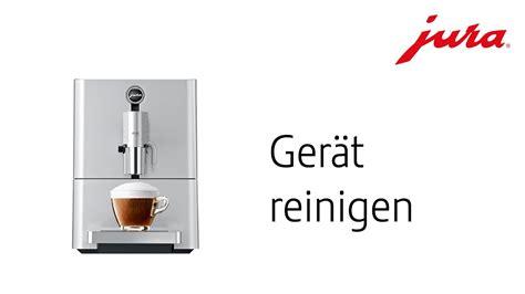 Jura Ena 9 Reinigen by Ena Micro 9 Ger 228 T Reinigen
