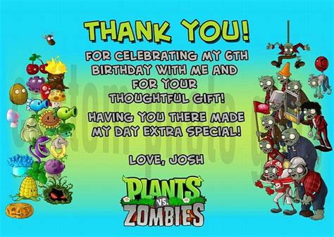Pvz Heroes Empty Card Template by Plants Vs Zombies Personalized Custom Giftsfromhyla