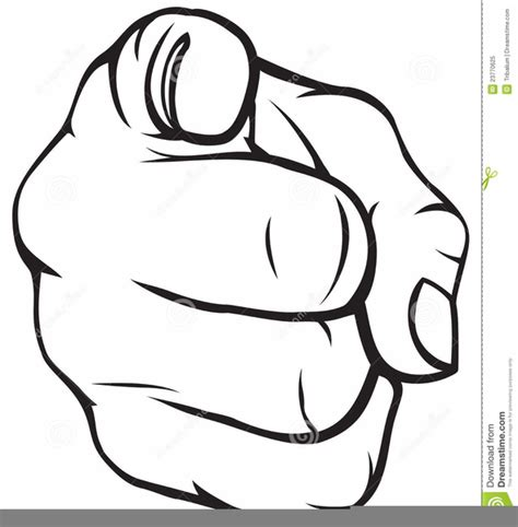 pointing finger clipart finger pointing at you clipart free images at clker