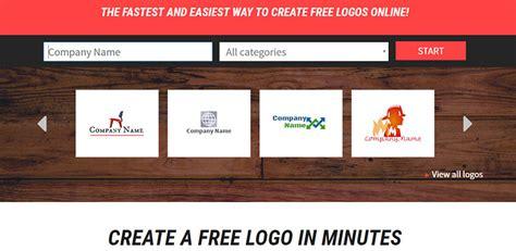 tempat membuat logo online gratis membuat logo online dengan mudah idesainesia