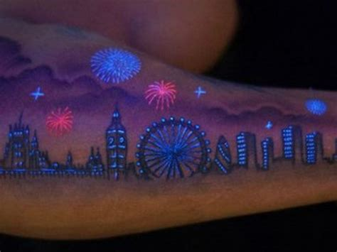 best glow in the dark tattoo 15 best glow in the dark tattoos