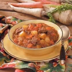 root vegetable stew recipes root vegetable beef stew recipe taste of home