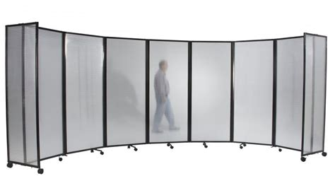acoustic room dividers partitions 360 acoustic portable room divider polycarbonate portable partitions australia