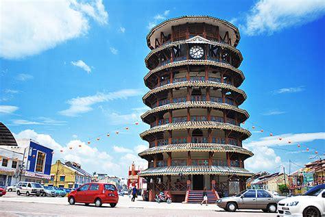 Pajangan Menara Pagoda 7 mercu tanda kebanggaan malaysia selongkar10